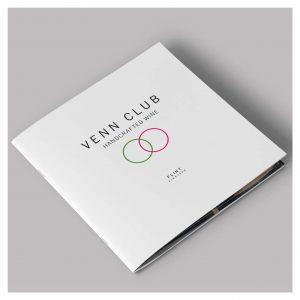 VENN Club brochure
