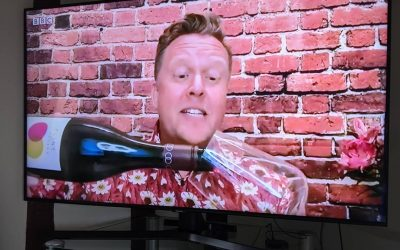 Olly Smith tastes our Pinot Noir live on Saturday Kitchen